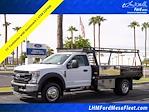 2021 F-450 Regular Cab DRW 4x2,  Blue Ridge Manufacturing (Freedom) ProContractor Body #21P446 - photo 1
