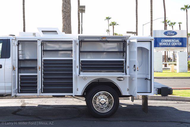 2021 F-450 Regular Cab DRW 4x2,  Milron Crane Body #21P456 - photo 6