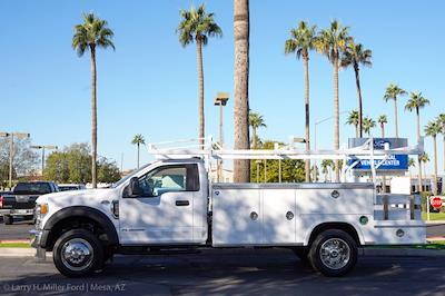 2021 F-550 Regular Cab DRW 4x2,  Royal Truck Body Service Combo Body #21P465 - photo 2