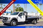 2021 F-550 Regular Cab DRW 4x2,  Royal Truck Body Service Body #21P466 - photo 1