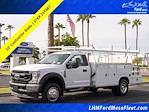 2021 F-550 Regular Cab DRW 4x2,  Royal Truck Body Service Combo Body #21P467 - photo 1