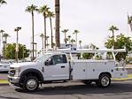 2021 F-550 Regular Cab DRW 4x2,  Royal Truck Body Service Combo Body #21P467 - photo 3