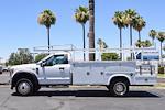2021 F-550 Regular Cab DRW 4x4,  Royal Truck Body Service Combo Body #21P470 - photo 6