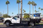 2021 F-550 Regular Cab DRW 4x2,  Blue Ridge Manufacturing (Freedom) Contractor Body #21P476 - photo 2