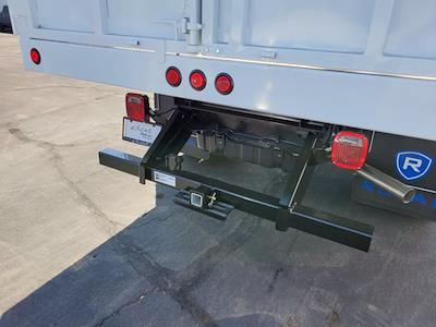 2021 F-450 Crew Cab DRW 4x2,  Royal Truck Body Landscape Dump #21P484 - photo 6