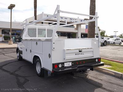 2021 Transit 350 HD 4x2,  Royal Truck Body Service Body #21P489 - photo 2