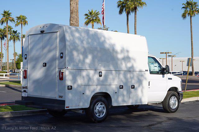 2022 Ford E-350 4x2, Knapheide KUV Service Utility Van #22P012 - photo 12