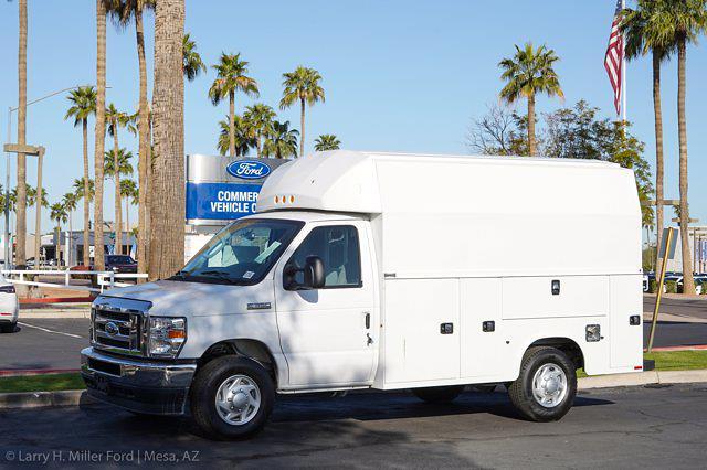 2022 Ford E-350 4x2, Knapheide KUV Service Utility Van #22P012 - photo 3