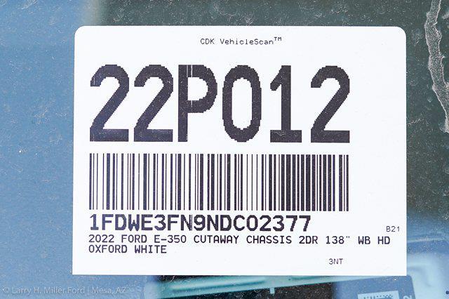 2022 Ford E-350 4x2, Knapheide KUV Service Utility Van #22P012 - photo 27