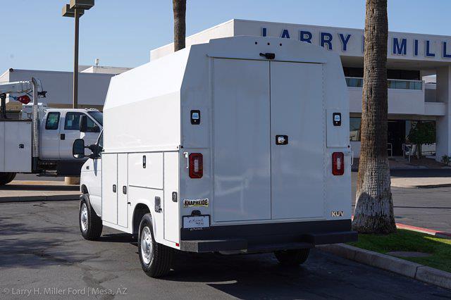 2022 Ford E-350 4x2, Knapheide Service Utility Van #22P014 - photo 1