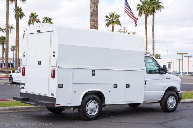 2022 Ford E-350 4x2, Knapheide KUV Service Utility Van #22P021 - photo 12