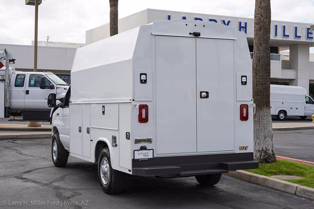 2022 Ford E-350 4x2, Knapheide Service Utility Van #22P021 - photo 1