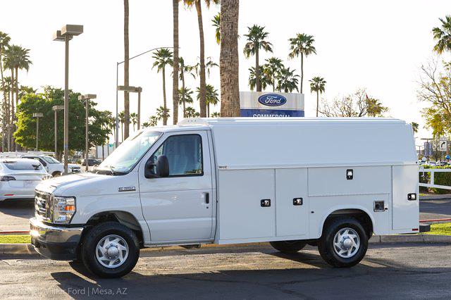 2022 Ford E-350 4x2, Knapheide KUV Service Utility Van #22P022 - photo 4