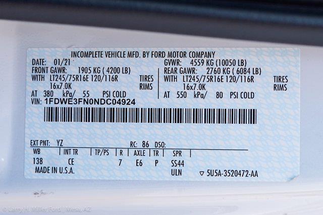 2022 Ford E-350 4x2, Knapheide KUV Service Utility Van #22P022 - photo 27