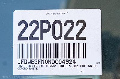 2022 Ford E-350 4x2, Knapheide KUV Service Utility Van #22P022 - photo 28