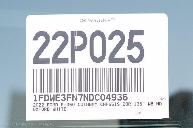 2022 Ford E-350 4x2, Knapheide KUV Service Utility Van #22P025 - photo 28