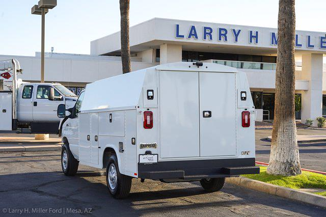 2022 Ford E-350 4x2, Knapheide Service Utility Van #22P025 - photo 1