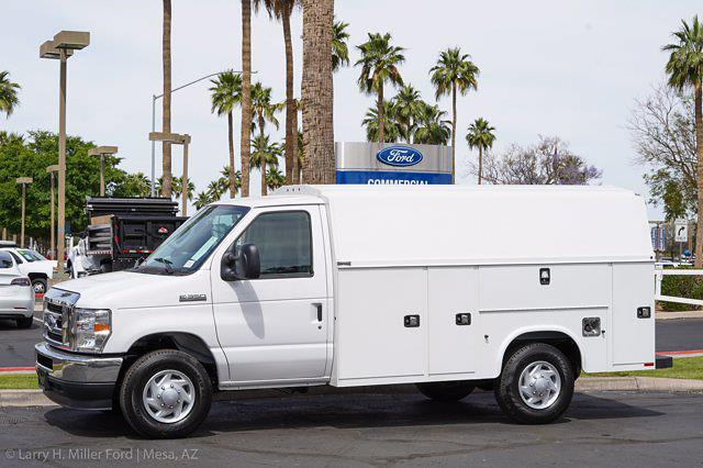 2022 Ford E-350 4x2, Knapheide KUV Service Utility Van #22P028 - photo 4
