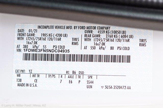 2022 Ford E-350 4x2, Knapheide KUV Service Utility Van #22P028 - photo 27