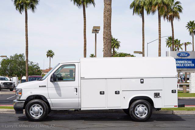 2022 Ford E-350 4x2, Knapheide KUV Service Utility Van #22P028 - photo 3