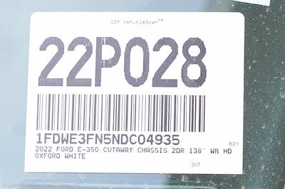2022 Ford E-350 4x2, Knapheide KUV Service Utility Van #22P028 - photo 28