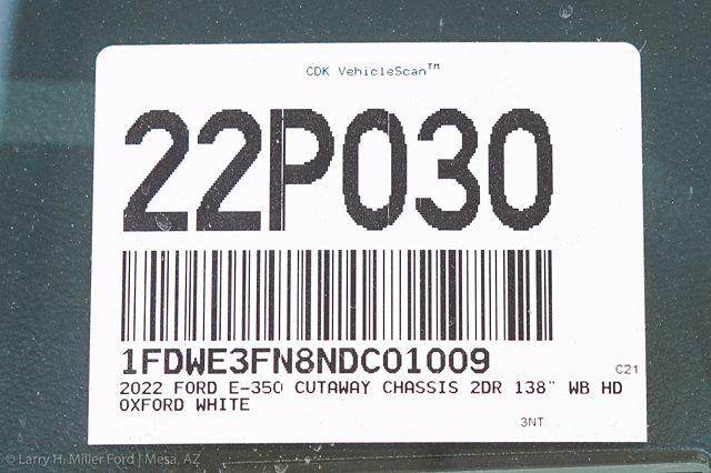 2022 Ford E-350 4x2, Knapheide KUV Service Utility Van #22P030 - photo 27