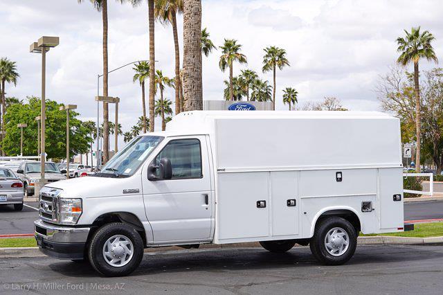 2022 Ford E-350 4x2, Knapheide KUV Service Utility Van #22P031 - photo 3