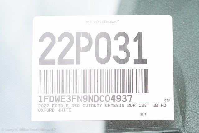 2022 Ford E-350 4x2, Knapheide KUV Service Utility Van #22P031 - photo 27