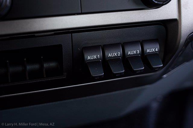 2022 Ford F-650 Regular Cab DRW 4x2, Scelzi SFB Platform Body #22P034 - photo 16