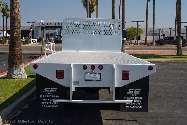 2022 Ford F-650 Regular Cab DRW 4x2, Scelzi SFB Platform Body #22P034 - photo 6