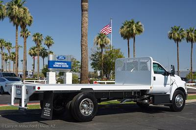 2022 Ford F-650 Regular Cab DRW 4x2, Scelzi SFB Platform Body #22P034 - photo 7