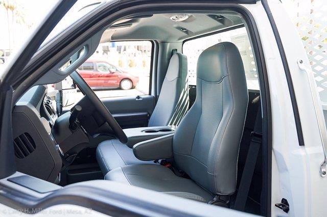 2022 Ford F-650 Regular Cab DRW 4x2, Scelzi SFB Platform Body #22P035 - photo 13