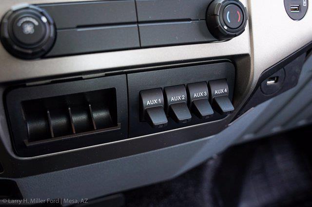 2022 Ford F-650 Regular Cab DRW 4x2, Scelzi SFB Platform Body #22P035 - photo 16