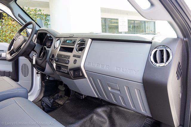 2022 Ford F-650 Regular Cab DRW 4x2, Scelzi SFB Platform Body #22P035 - photo 17