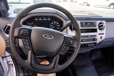 2022 Ford F-650 Regular Cab DRW 4x2, Scelzi SFB Platform Body #22P035 - photo 14