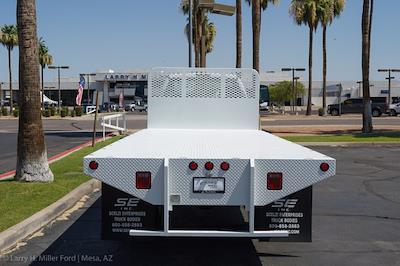 2022 Ford F-650 Regular Cab DRW 4x2, Scelzi SFB Platform Body #22P035 - photo 6