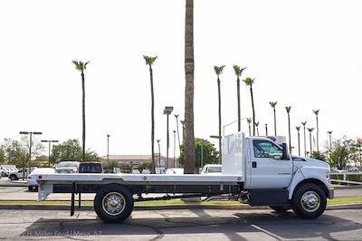 2022 Ford F-650 Regular Cab DRW 4x2, Scelzi SFB Platform Body #22P038 - photo 10