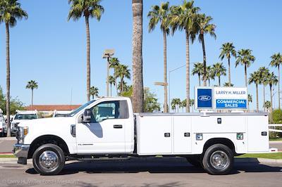 2022 F-350 Regular Cab DRW 4x4,  Knapheide Steel Service Body #22P059 - photo 2