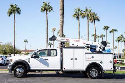 2022 F-550 Super Cab DRW 4x4,  Reading Master Mechanic HD Crane Mechanics Body #22P068 - photo 2