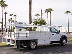 2022 F-450 Regular Cab DRW 4x2,  Scelzi CTFB Contractor Body #22P072 - photo 11