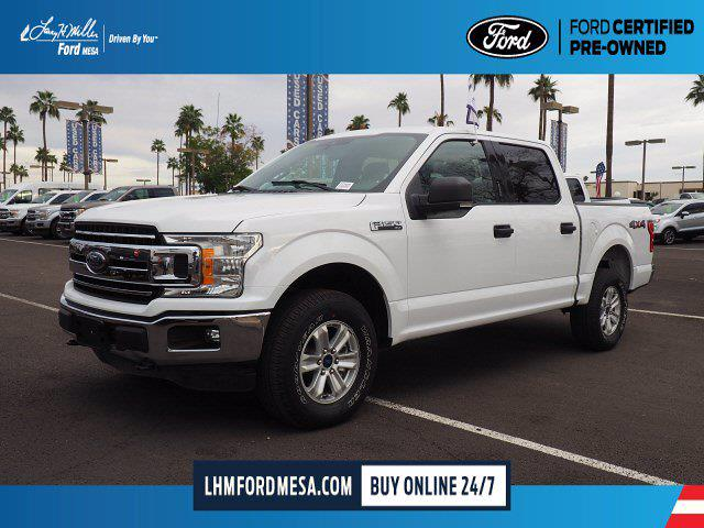 2019 Ford F-150 SuperCrew Cab 4x4, Pickup #23176P - photo 1
