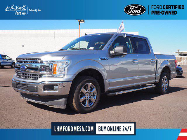 2020 Ford F-150 SuperCrew Cab 4x2, Pickup #23179P - photo 1