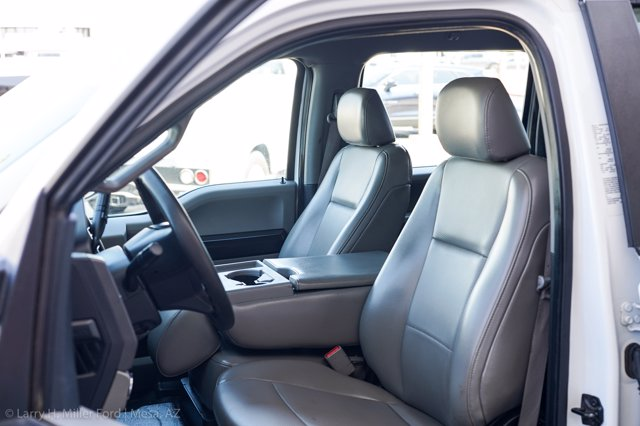 2017 Ford F-550 Crew Cab DRW 4x4, Stake Bed #23096P - photo 19