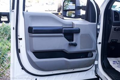 2017 Ford F-550 Crew Cab DRW 4x4, Stake Bed #23096P - photo 17