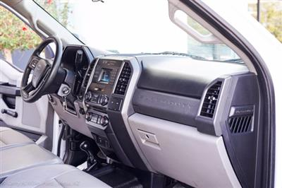2017 Ford F-550 Crew Cab DRW 4x4, Stake Bed #23096P - photo 25