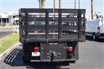 2017 Ford F-550 Crew Cab DRW 4x4, Stake Bed #23096P - photo 10