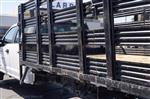 2017 Ford F-550 Crew Cab DRW 4x4, Stake Bed #23096P - photo 8