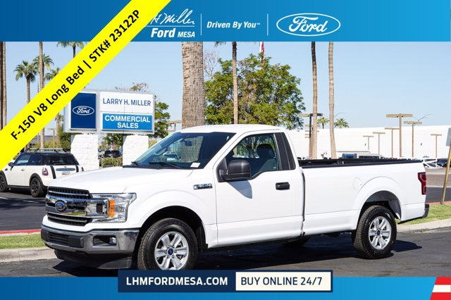 2019 Ford F-150 Regular Cab 4x2, Pickup #23122P - photo 1