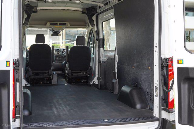 2019 Ford Transit 250 Med Roof 4x2, Empty Cargo Van #23472P - photo 1