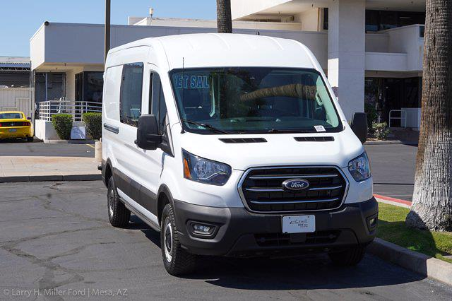 2020 Ford Transit 250 Medium Roof 4x2, Empty Cargo Van #23474P - photo 12